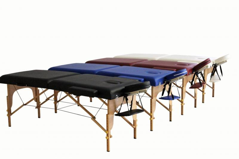 Massagetafel Body Reiki